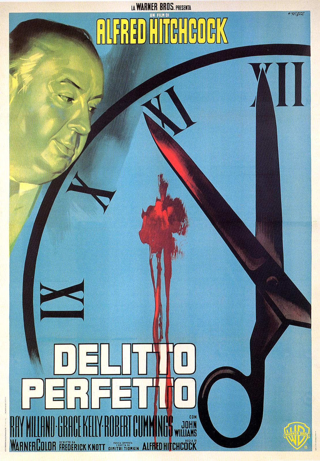 Poster - Locandine e Fotobuste - Dial M for murder