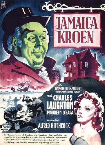 Фильм таверна ямайка 1939 описание содержание