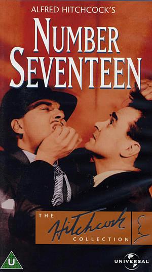 dvd e vhs del film numero 17