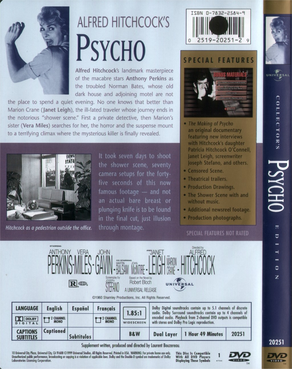 culinary delight an analysis of hitchcocks vertigo