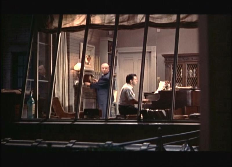 Cameo rear windows alfred hitchcock - La finestra sul cortile sciacca ...