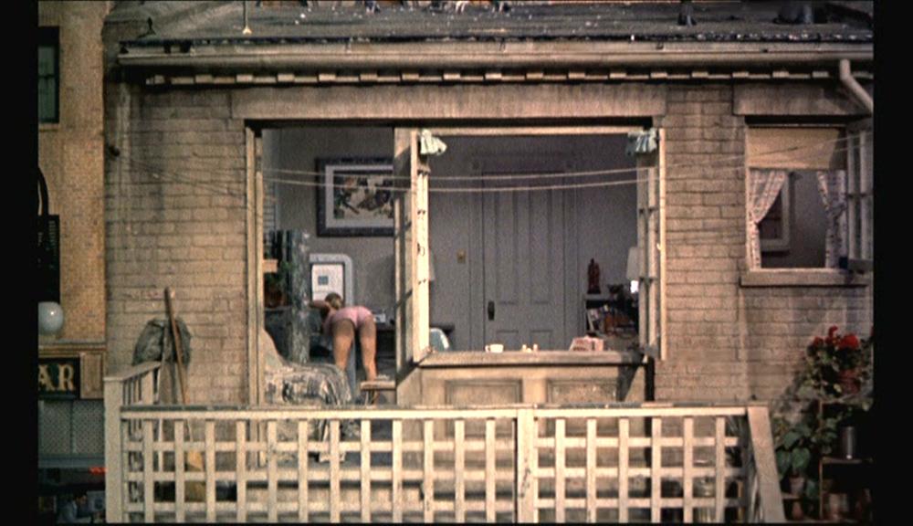 подсмотренный трах в окне