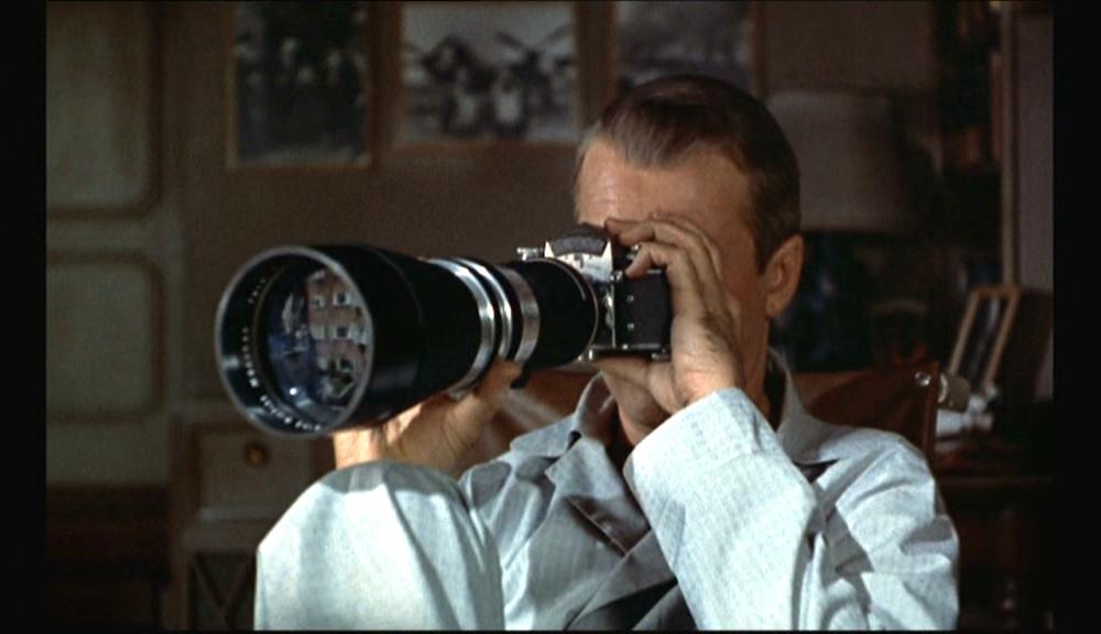 Foto del film rear windows alfred hitchcock - La finestra sul cortile ...