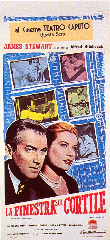 La finestra sul cortile ita 28 images alfred hitchcock complete collection balboni la - La finestra sul cortile streaming ita ...