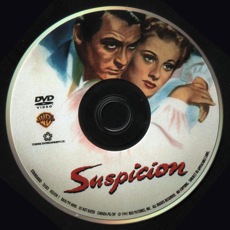 Dvd E Vhs Suspicion